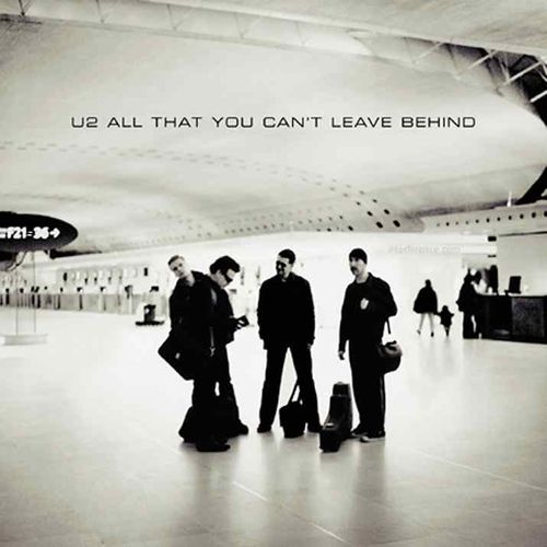 U2 - All That You Can't Leave Behind 앨범이미지