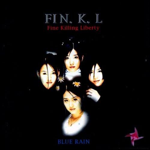 핑클 - Fine Killing Liberty : Blue Rain 앨범이미지