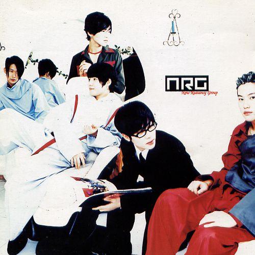 엔알지 (NRG) - NRG (New Radiancy Group) 앨범이미지