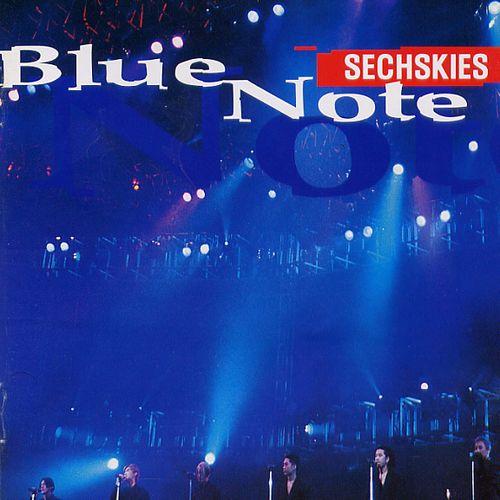 젝스키스 - Blue Note (고별앨범) 앨범이미지