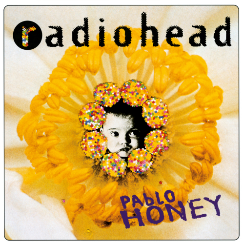 Radiohead - Pablo Honey 앨범이미지