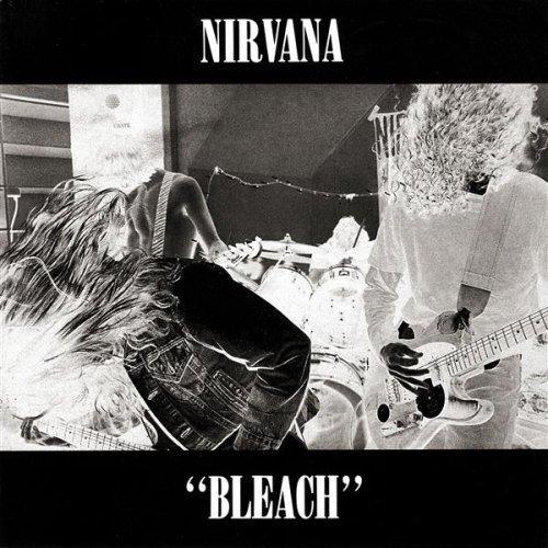 Nirvana - Bleach 앨범이미지