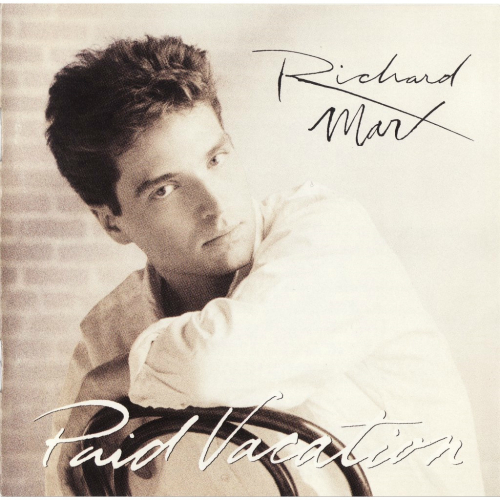 Richard Marx - Paid Vacation 앨범이미지