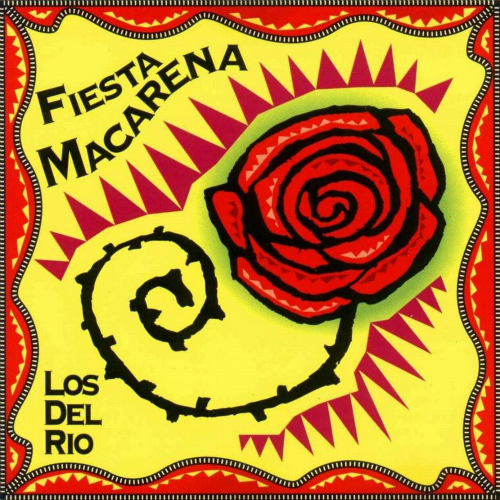 Los Del Rio - Fiesta Macarena 앨범이미지