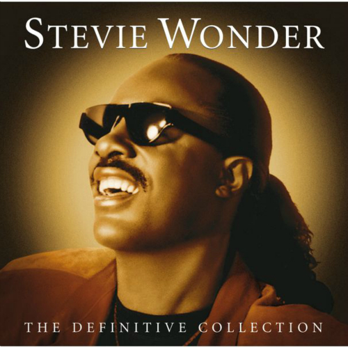 Stevie Wonder - The Definitive Collection 앨범이미지
