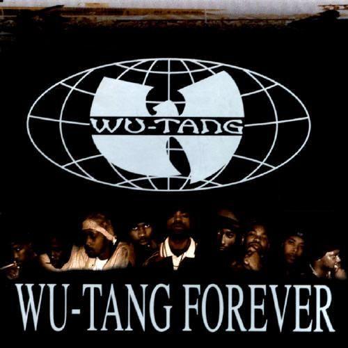 Wu-Tang Clan - Wu-Tang Forever 앨범이미지