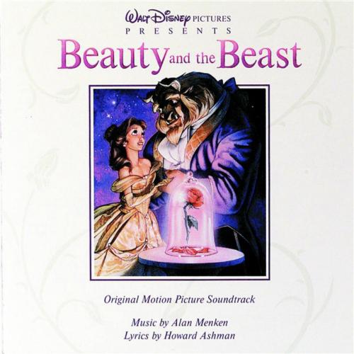 Celine Dion - 미녀와 야수 (Beauty And The Beast) OST 앨범이미지