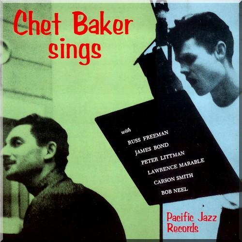 Chet Baker - Chet Baker Sings 앨범이미지