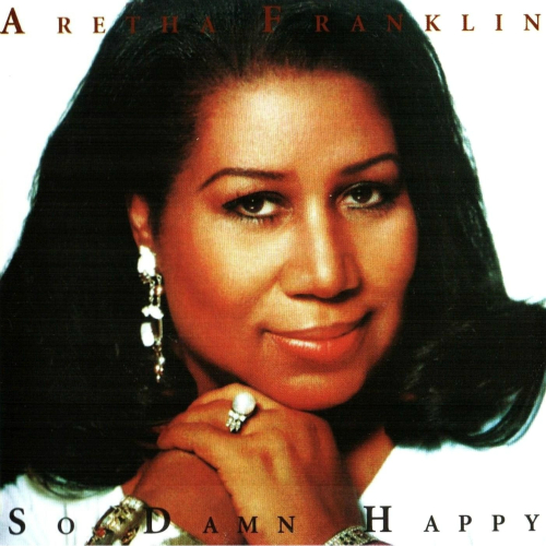 Aretha Franklin - So Damn Happy 앨범이미지
