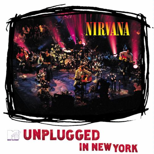 Nirvana - Nirvana MTV Unplugged In New York 앨범이미지