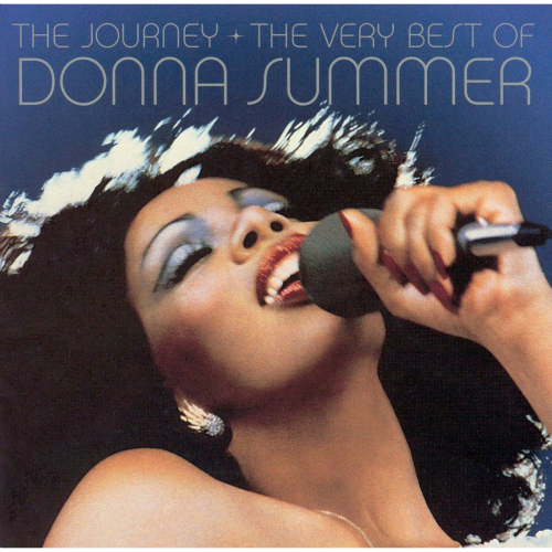 Donna Summer - The Journey-The Very Best Of Donna Summer 앨범이미지