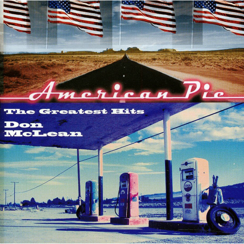 Don McLean - American Pie-The Greatest Hits Don McLean 앨범이미지