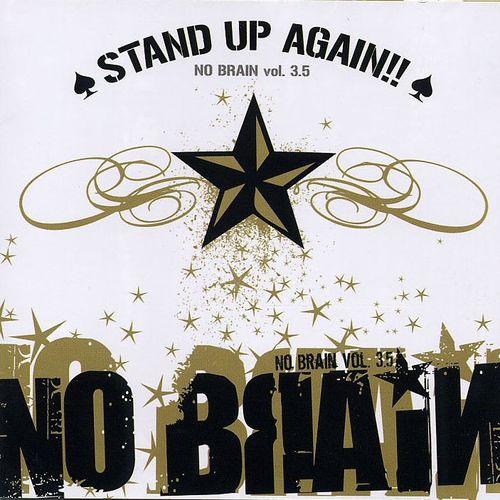 노브레인 - Stand Up Again! 앨범이미지