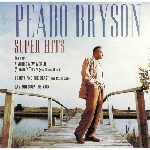 Peabo Bryson - Super Hits 앨범이미지