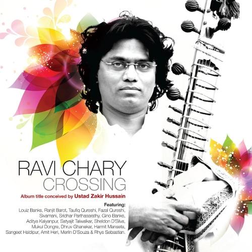 Ravi Chary - Ravi Chary Crossing 앨범이미지