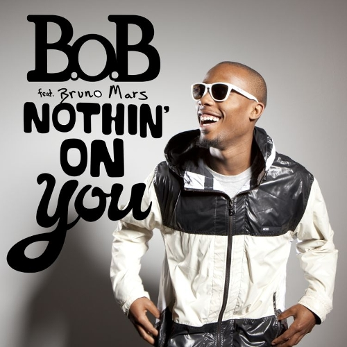 B.o.B - Nothin` On You 앨범이미지