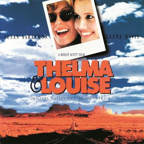Glenn Frey - Thelma & Louise 앨범이미지