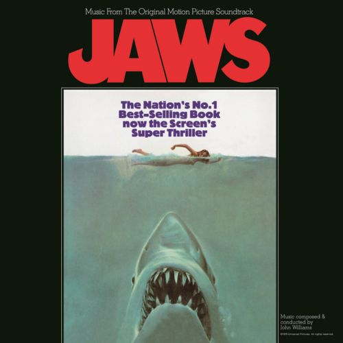 John Williams - Jaws 앨범이미지