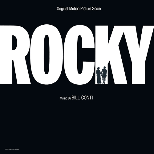 Rocky (Original Motion Picture Score) 앨범이미지