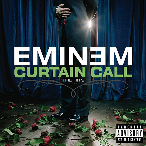 Eminem - Curtain Call: The Hits (2 Disc) 앨범이미지