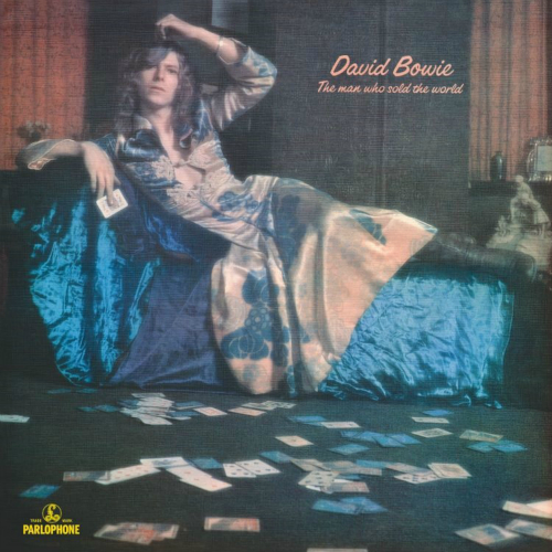 David Bowie - The Man Who Sold The World (2015 Remastered Ver.) 앨범이미지