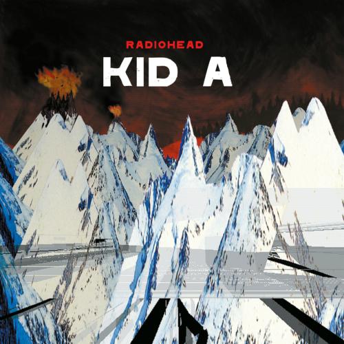 Radiohead - Kid A 앨범이미지