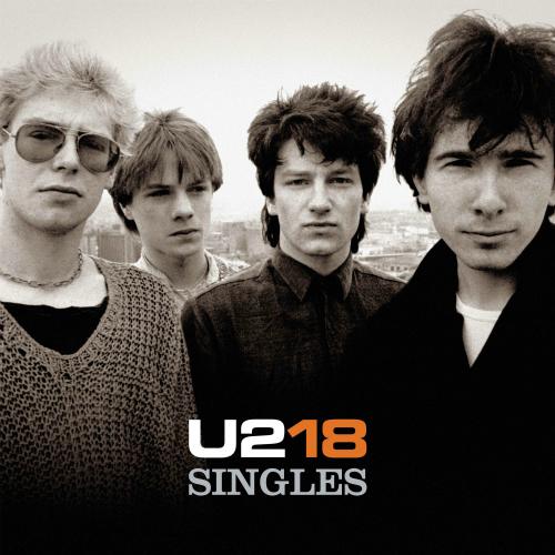 U2 - U218 Singles 앨범이미지