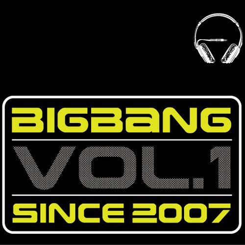 BIGBANG - BigBang Vol.1 앨범이미지