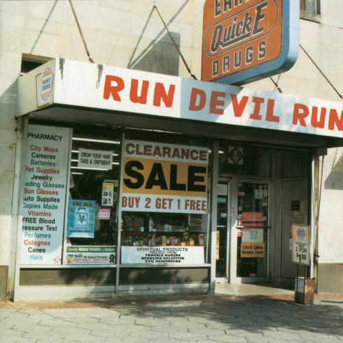 Paul McCartney - Run Devil Run 앨범이미지