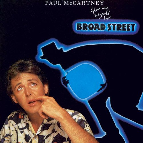 Paul McCartney - Give My Regards To Broad Street 앨범이미지