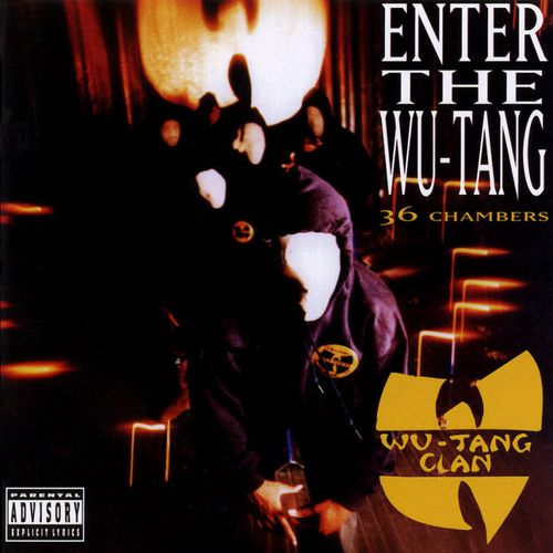 Wu-Tang Clan - Enter The Wu-Tang (36 Chambers) 앨범이미지