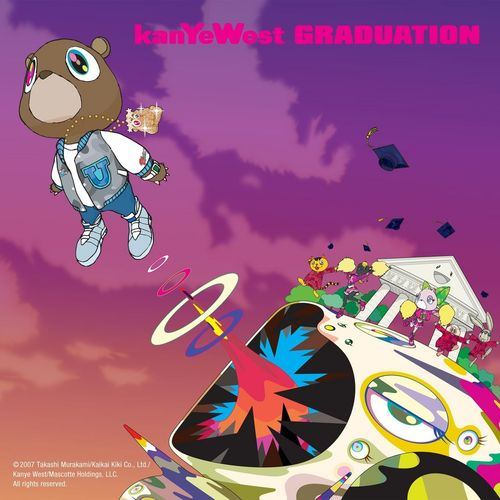 Kanye West - Graduation 앨범이미지