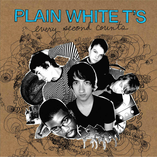 Plain White T`s - Every Second Counts 앨범이미지