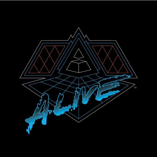 Daft Punk - Alive 2007 앨범이미지