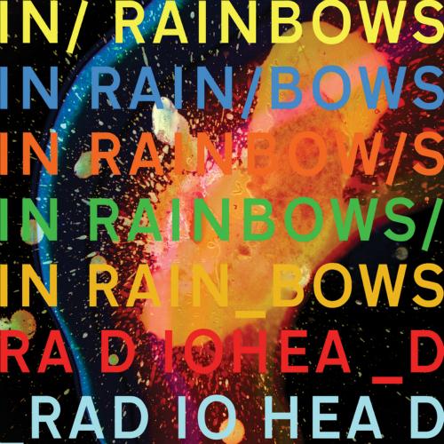 Radiohead - In Rainbows 앨범이미지