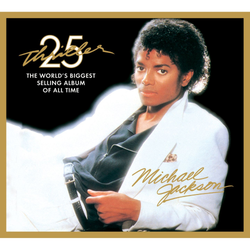 Thriller (25th Anniversary Edition) 앨범이미지