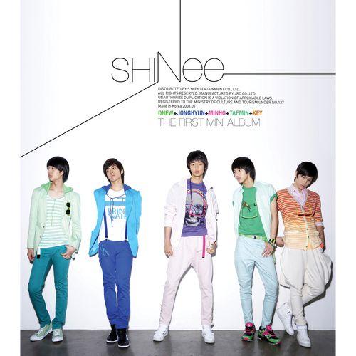 SHINee (샤이니) - 누난 너무 예뻐 (Replay) 앨범이미지