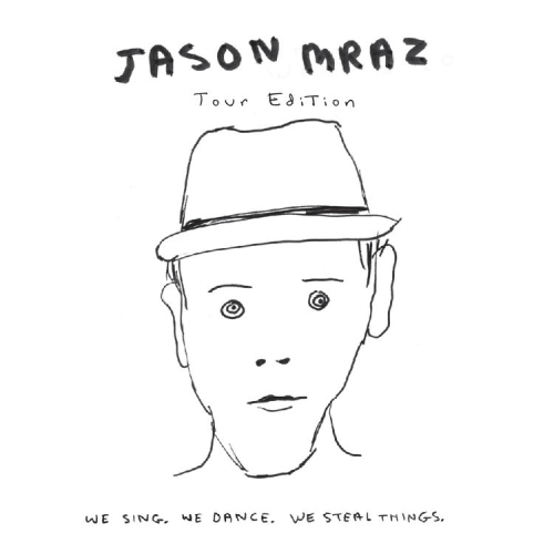 Jason Mraz - We Sing. We Dance. We Steal Things. (Korea Tour Edition) 앨범이미지