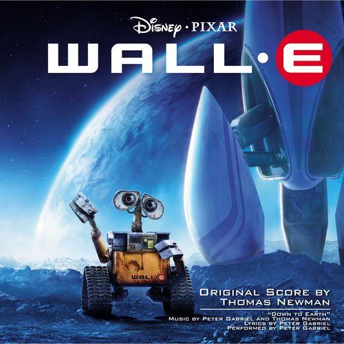 Thomas Newman - 월-E OST 앨범이미지