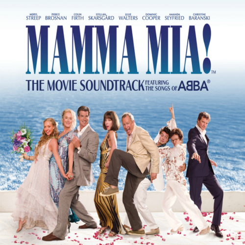 Meryl Streep - Mamma Mia! The Movie Soundtrack 앨범이미지