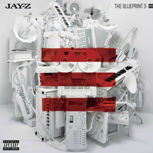 JAY-Z - The Blueprint 3 앨범이미지