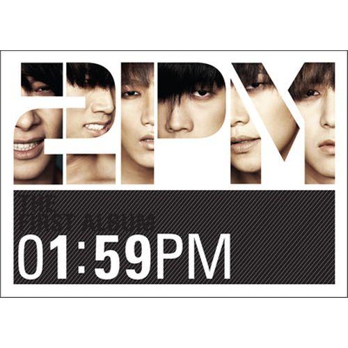 2PM - 1:59PM 앨범이미지