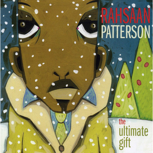 Rahsaan Patterson - The Ultimate Gift (Christmas Carol Album) 앨범이미지