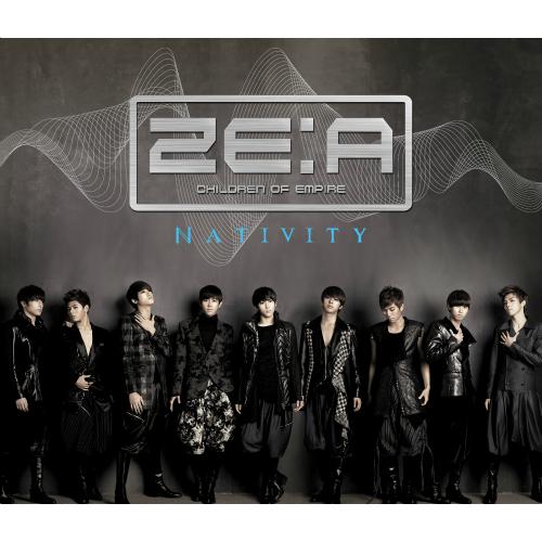 제국의아이들 (ZE:A) - Nativity 앨범이미지