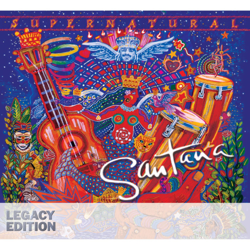 Santana - Supernatural (Legacy Edition) 앨범이미지
