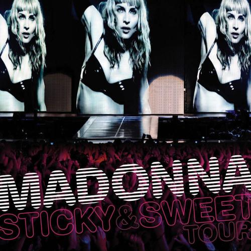 Madonna - Sticky & Sweet Tour 앨범이미지