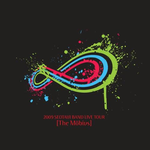 서태지 - 2009 Seotaiji Band Live Tour (The Mobius) 앨범이미지