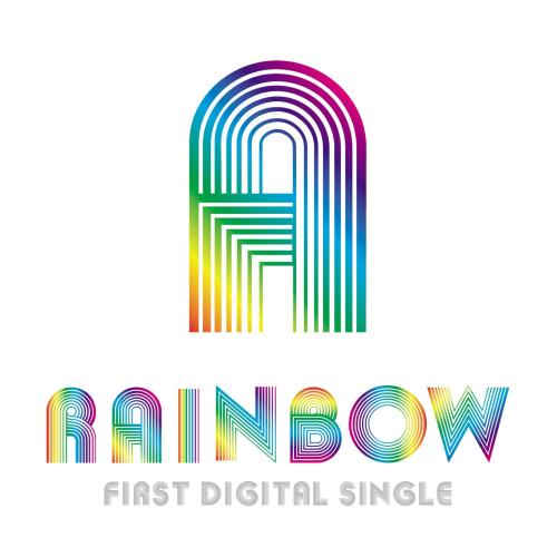 레인보우 - A (Digital Single) 앨범이미지