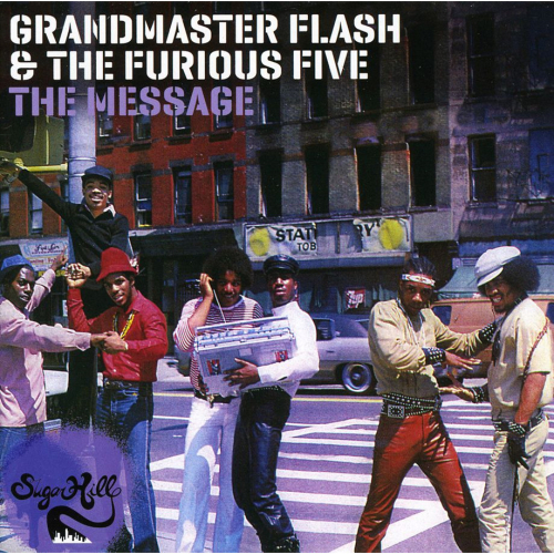 Grandmaster Flash & The Furious Five - The Message Expanded Edition 앨범이미지
