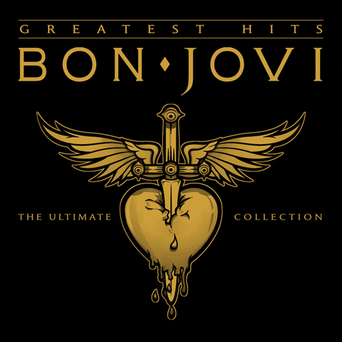Bon Jovi - Bon Jovi Greatest Hits - The Ultimate Collection (Int`l Deluxe Package) 앨범이미지
